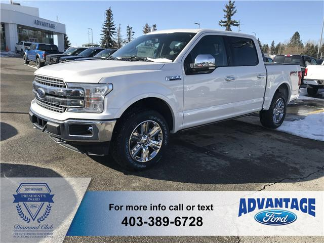 2018 Ford F-150 Lariat (Stk: J-430) in Calgary - Image 1 of 5