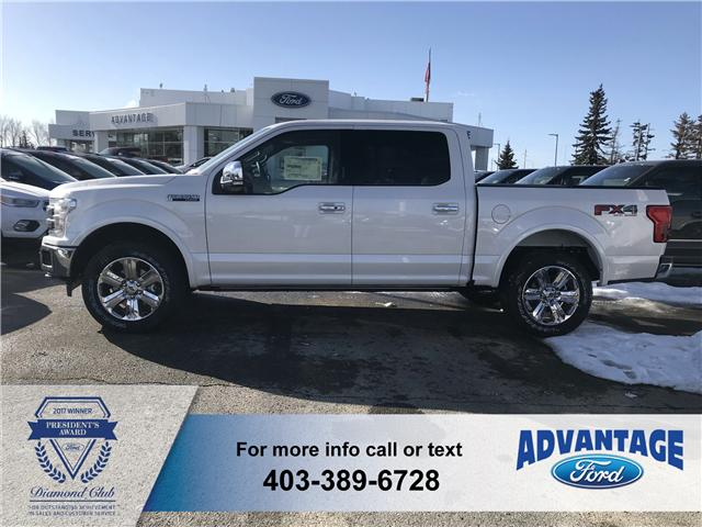 2018 Ford F-150 Lariat (Stk: J-430) in Calgary - Image 2 of 5
