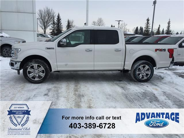 2018 Ford F-150 Lariat (Stk: J-106) in Calgary - Image 2 of 5