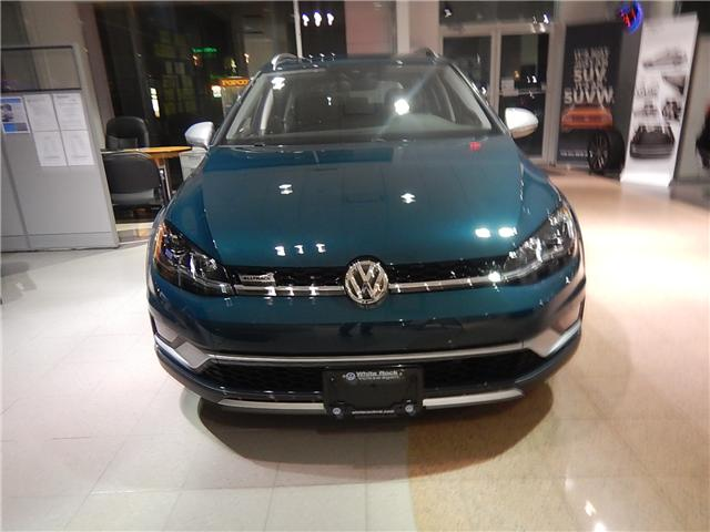 2018 Volkswagen Golf Alltrack 1.8 TSI (Stk: JG763545) in Surrey - Image 2 of 22