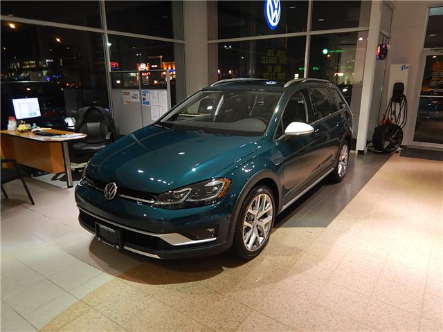 2018 Volkswagen Golf Alltrack 1.8 TSI (Stk: JG763545) in Surrey - Image 4 of 22
