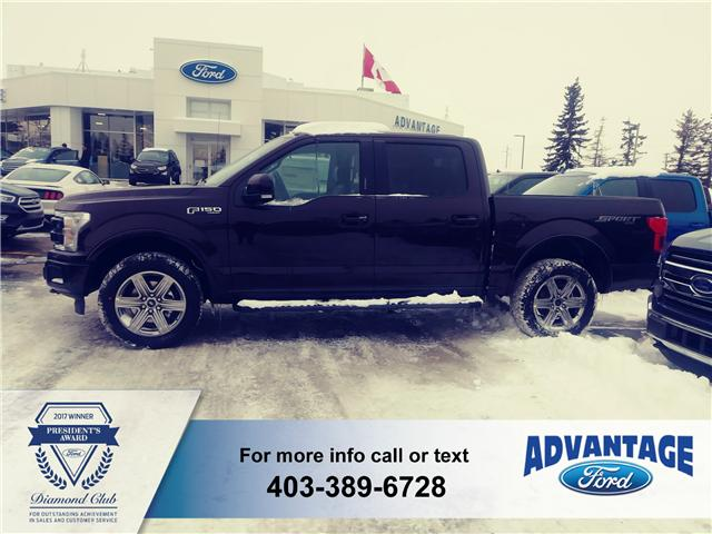 2018 Ford F-150 Lariat (Stk: J-385) in Calgary - Image 2 of 5