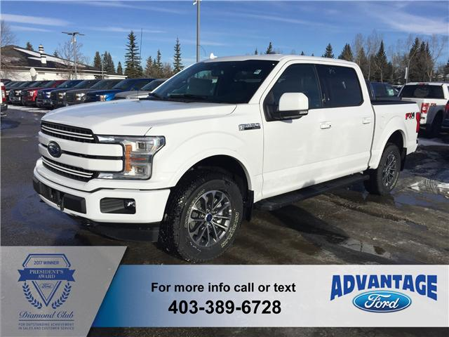 2018 Ford F-150 Lariat (Stk: J-037) in Calgary - Image 1 of 5