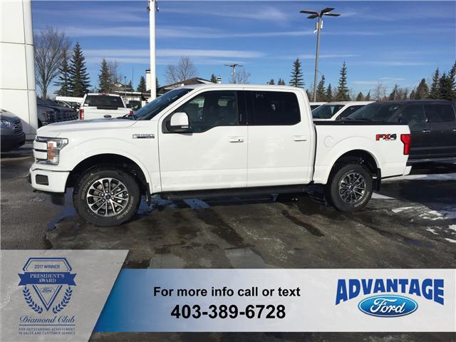 2018 Ford F-150 Lariat (Stk: J-037) in Calgary - Image 2 of 5