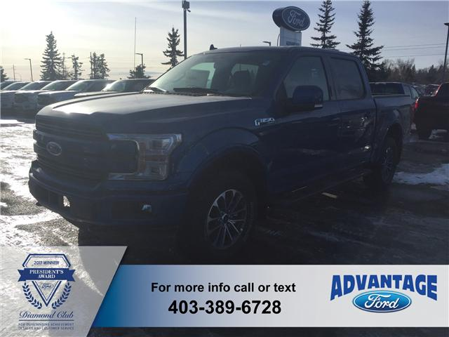 2018 Ford F-150 Lariat (Stk: J-074) in Calgary - Image 1 of 5