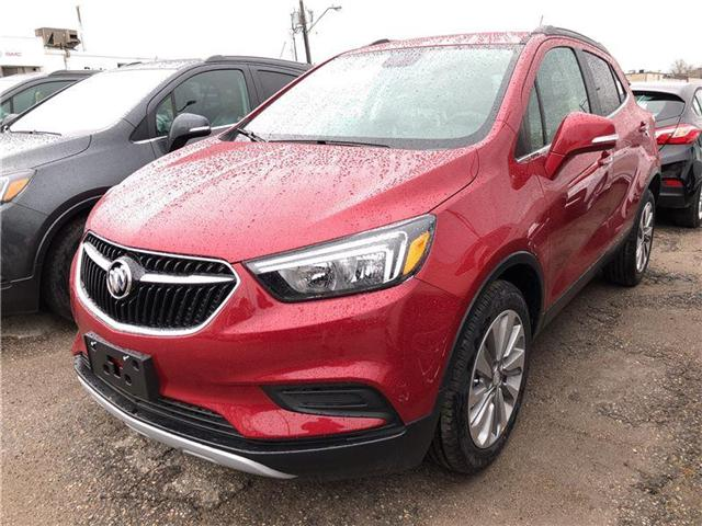 2018 Buick Encore Preferred (Stk: 604794) in Markham - Image 1 of 5