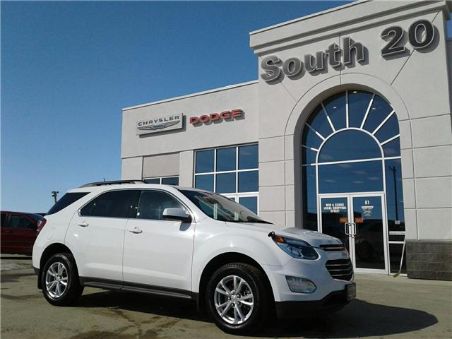 2017 Chevrolet Equinox LT (Stk: 30-345A) in Humboldt - Image 1 of 22