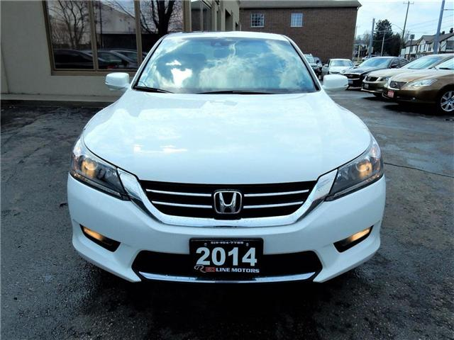 2014 Honda Accord EX-L (Stk: 1HGCR2) in Kitchener - Image 2 of 29