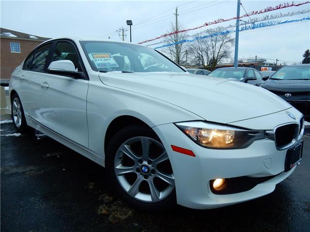 2012 BMW 320i  (Stk: WBA3B1) in Kitchener - Image 1 of 23