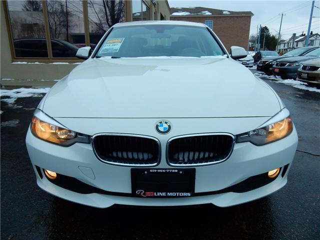 2012 BMW 320i  (Stk: WBA3B1) in Kitchener - Image 2 of 23