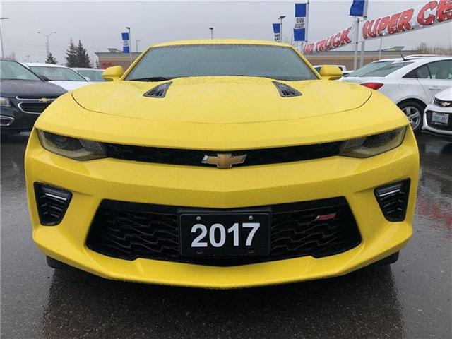2017 Chevrolet Camaro 2SS|MANUAL|LEATHER|SUNROOF| (Stk: 161297A) in BRAMPTON - Image 3 of 19
