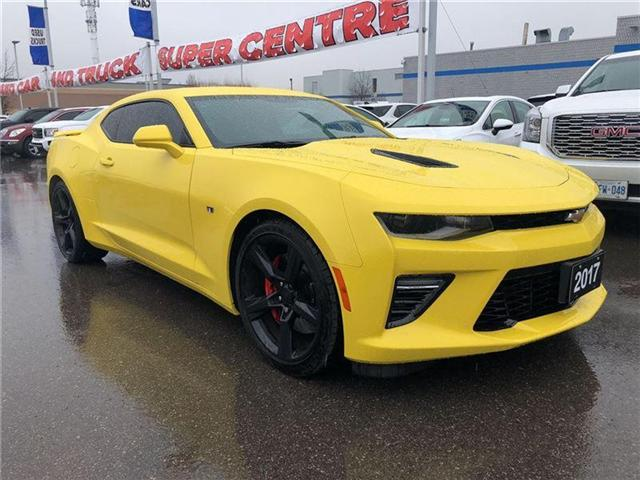 2017 Chevrolet Camaro 2SS|MANUAL|LEATHER|SUNROOF| (Stk: 161297A) in BRAMPTON - Image 4 of 19