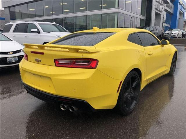 2017 Chevrolet Camaro 2SS|MANUAL|LEATHER|SUNROOF| (Stk: 161297A) in BRAMPTON - Image 5 of 19