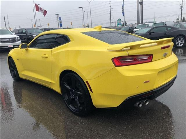 2017 Chevrolet Camaro 2SS|MANUAL|LEATHER|SUNROOF| (Stk: 161297A) in BRAMPTON - Image 7 of 19