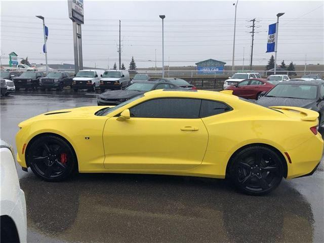 2017 Chevrolet Camaro 2SS|MANUAL|LEATHER|SUNROOF| (Stk: 161297A) in BRAMPTON - Image 8 of 19