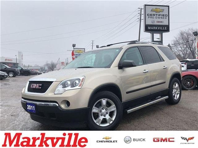 2011 GMC Acadia SLE-NEW TIRES-GM CERTIFIED PRE-OWNED (Stk: 166483A) in Markham - Image 1 of 19