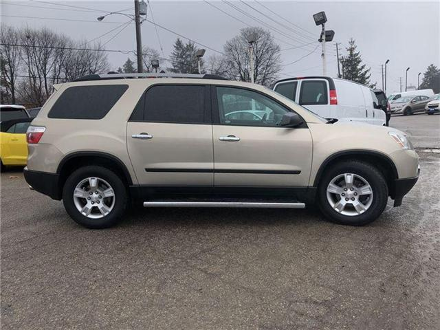 2011 GMC Acadia SLE-NEW TIRES-GM CERTIFIED PRE-OWNED (Stk: 166483A) in Markham - Image 5 of 19
