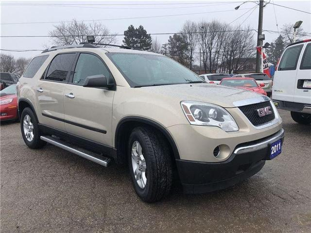 2011 GMC Acadia SLE-NEW TIRES-GM CERTIFIED PRE-OWNED (Stk: 166483A) in Markham - Image 6 of 19
