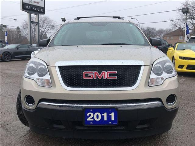 2011 GMC Acadia SLE-NEW TIRES-GM CERTIFIED PRE-OWNED (Stk: 166483A) in Markham - Image 7 of 19