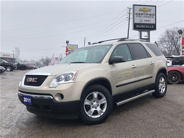2011 GMC Acadia SLE-NEW TIRES-GM CERTIFIED PRE-OWNED (Stk: 166483A) in Markham - Image 8 of 19