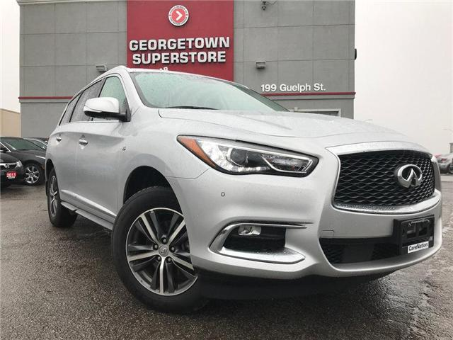 2018 Infiniti QX60 360 CAM | NAVI | AWD | SUNROOF | LEATHER | (Stk: DR296) in Georgetown - Image 2 of 30