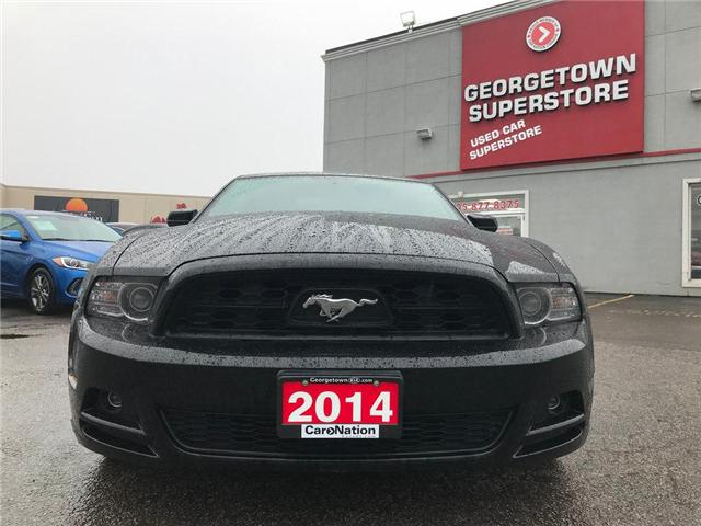 2014 Ford Mustang Premium | LEATHER | HEATED SEATS | 3.7L V6 | (Stk: P10844) in Georgetown - Image 2 of 24
