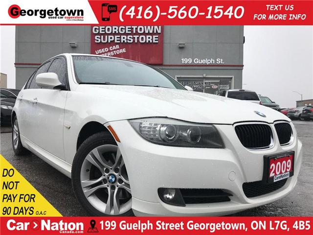 2009 BMW 328 i | LEATHER | BACK UP SENSORS | HEATED SEATS | (Stk: P10838) in Georgetown - Image 1 of 29