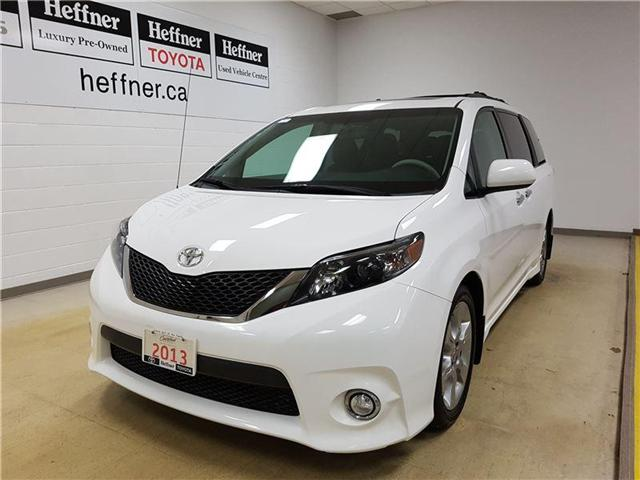 2013 Toyota Sienna  (Stk: 185342) in Kitchener - Image 1 of 21