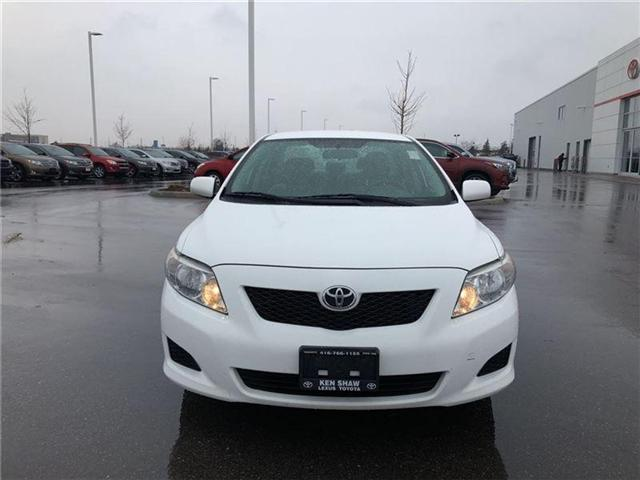 2010 Toyota Corolla  (Stk: D170234D) in Mississauga - Image 2 of 15
