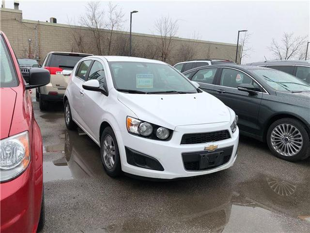 2014 Chevrolet Sonic LT Auto (Stk: 27003) in Georgetown - Image 2 of 3