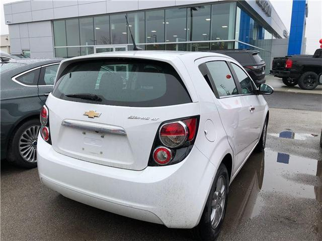 2014 Chevrolet Sonic LT Auto (Stk: 27003) in Georgetown - Image 3 of 3