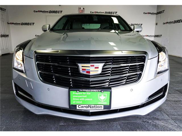 2018 Cadillac ATS 2.0L Turbo Luxury (Stk: DOM-115334) in Burlington - Image 2 of 30