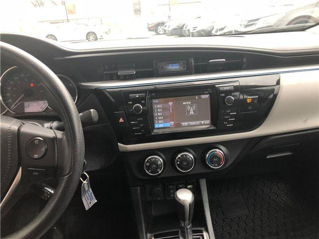 2015 Toyota Corolla LE (Stk: 15217A) in Toronto - Image 3 of 9