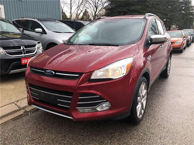 2014 Ford Escape SE (Stk: 1FMCU9) in Belmont - Image 2 of 19