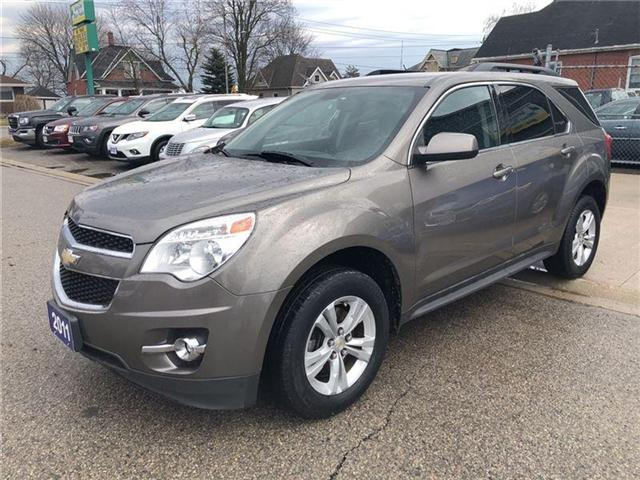 2011 Chevrolet Equinox 1LT (Stk: 2CNALD) in Belmont - Image 1 of 18