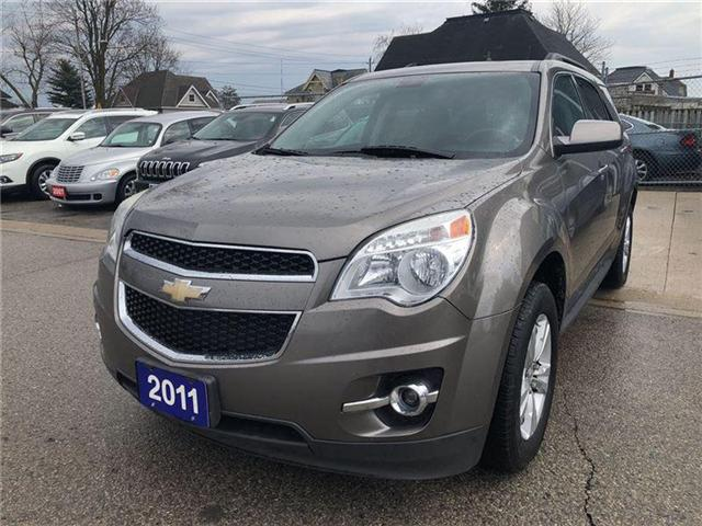 2011 Chevrolet Equinox 1LT (Stk: 2CNALD) in Belmont - Image 2 of 18