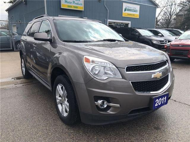 2011 Chevrolet Equinox 1LT (Stk: 2CNALD) in Belmont - Image 4 of 18