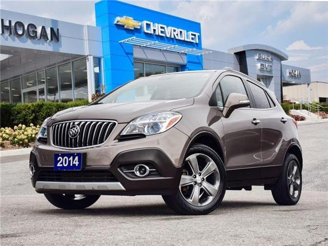 2014 Buick Encore Convenience (Stk: A567710) in Scarborough - Image 1 of 24