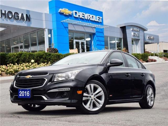 2016 Chevrolet Cruze Limited 2LT (Stk: A190582) in Scarborough - Image 1 of 27