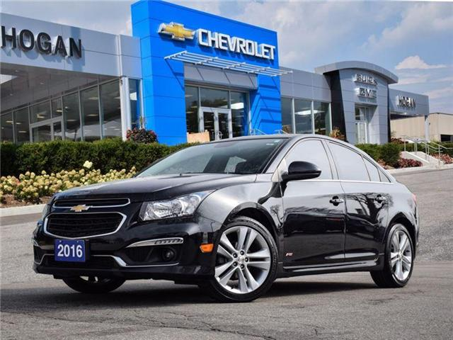 2016 Chevrolet Cruze Limited 2LT (Stk: A106965) in Scarborough - Image 1 of 24