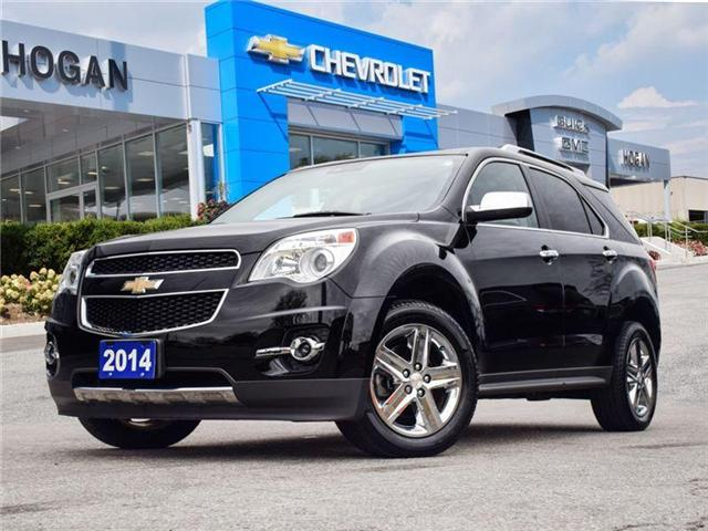 2014 Chevrolet Equinox LTZ (Stk: A313079) in Scarborough - Image 1 of 29