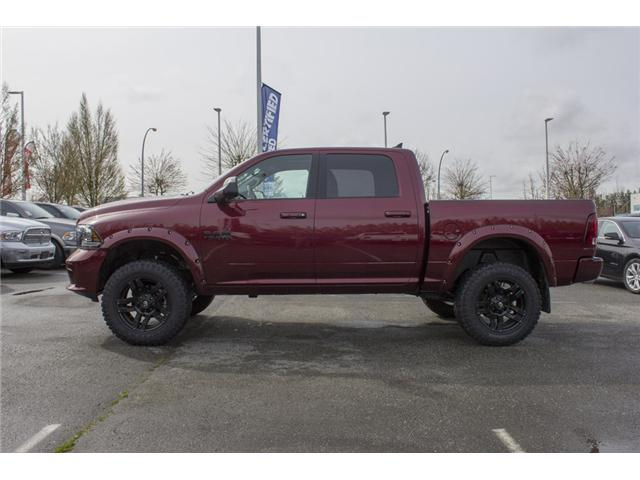 2018 RAM 1500 Sport (Stk: J154336) in Abbotsford - Image 4 of 30