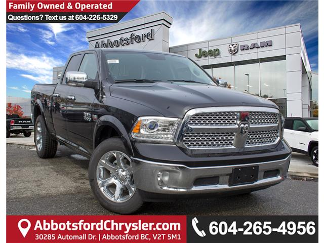 2018 RAM 1500 Laramie (Stk: J179569) in Abbotsford - Image 1 of 23