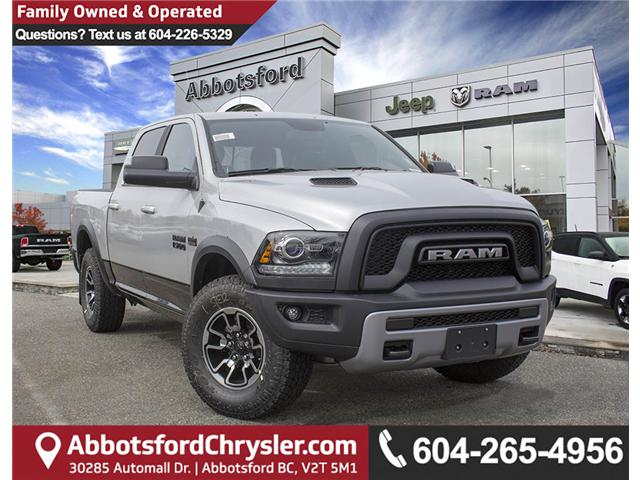 2018 RAM 1500 Rebel (Stk: J205026) in Abbotsford - Image 1 of 24