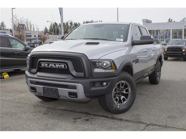 2018 RAM 1500 Rebel (Stk: J205026) in Abbotsford - Image 3 of 24