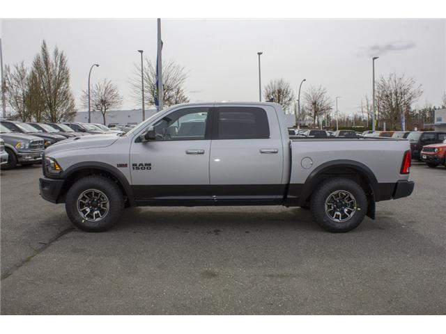 2018 RAM 1500 Rebel (Stk: J205026) in Abbotsford - Image 4 of 24