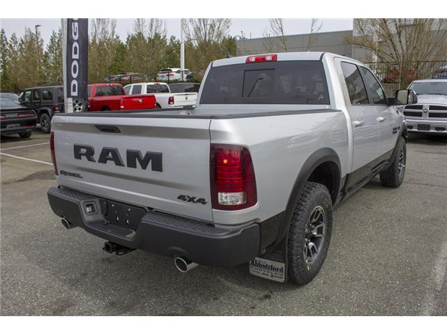 2018 RAM 1500 Rebel (Stk: J205026) in Abbotsford - Image 8 of 24