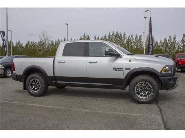 2018 RAM 1500 Rebel (Stk: J205026) in Abbotsford - Image 9 of 24