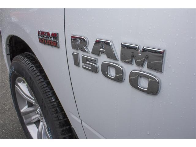 2018 RAM 1500 Sport (Stk: J214487) in Abbotsford - Image 12 of 30