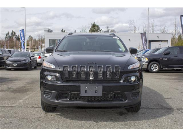 2018 Jeep Cherokee Sport (Stk: J517534) in Abbotsford - Image 2 of 24